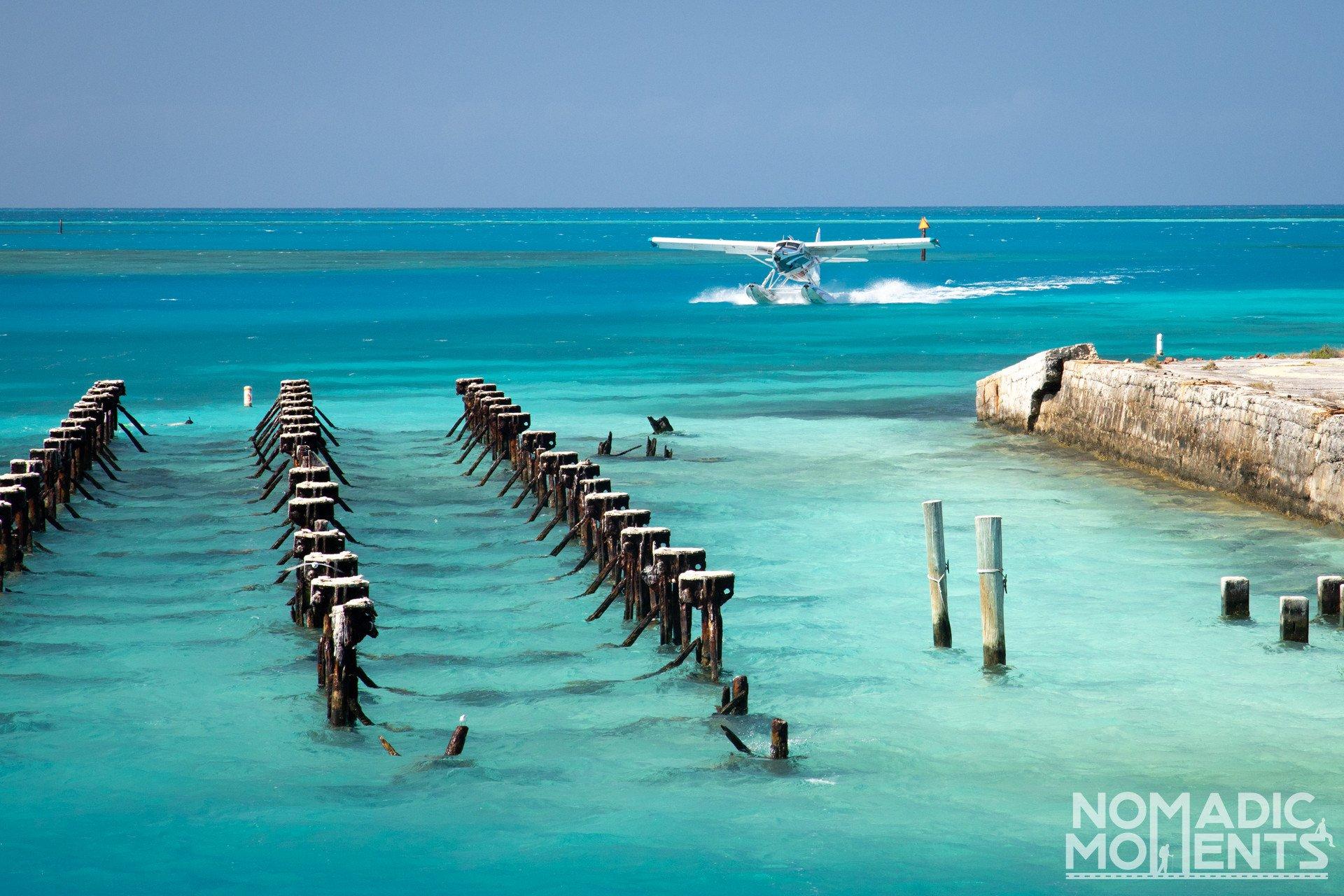 Dry Tortugas Guide Seaplane