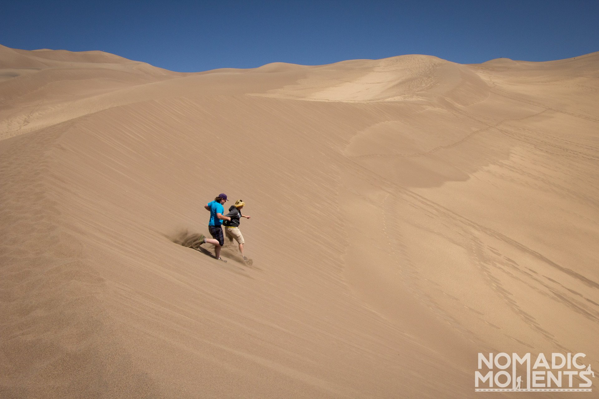 The Best of Great Sand Dunes Run