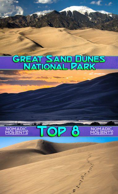 Best of Great Sand Dunes - Top 8