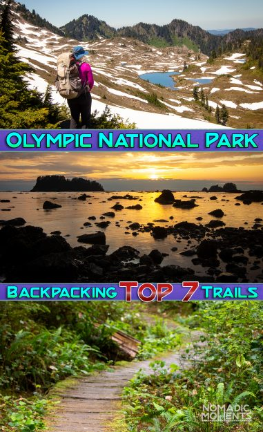 Backpacking Olympic National Park Top 7