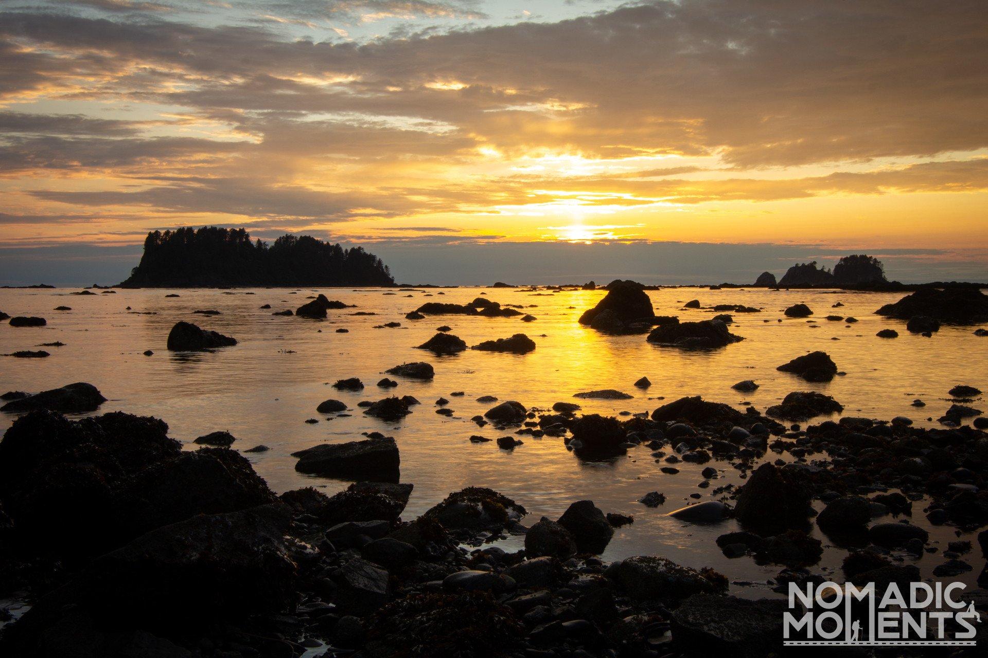Cape Alava Sunset