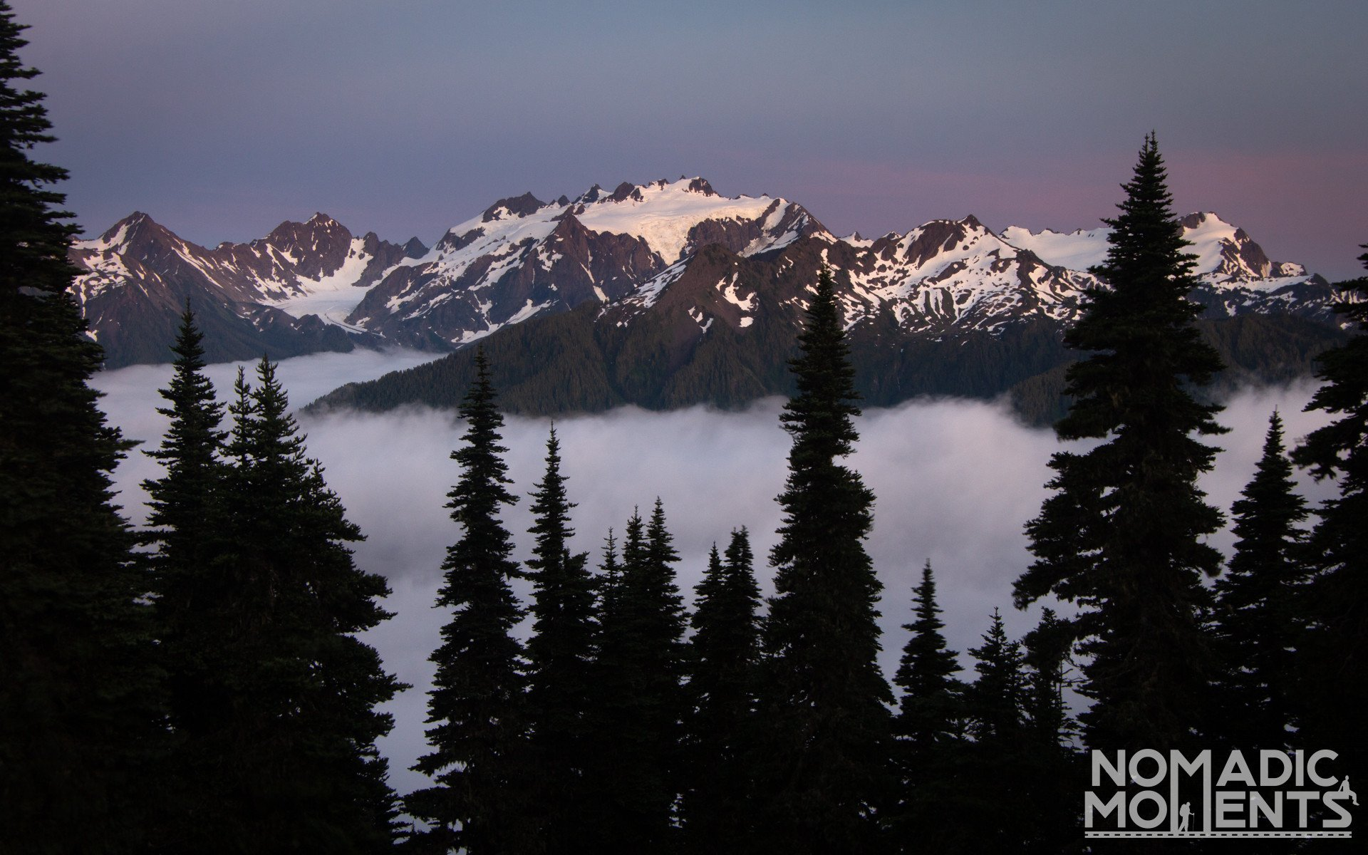 Mount Olympus - Olympic National Park Guide