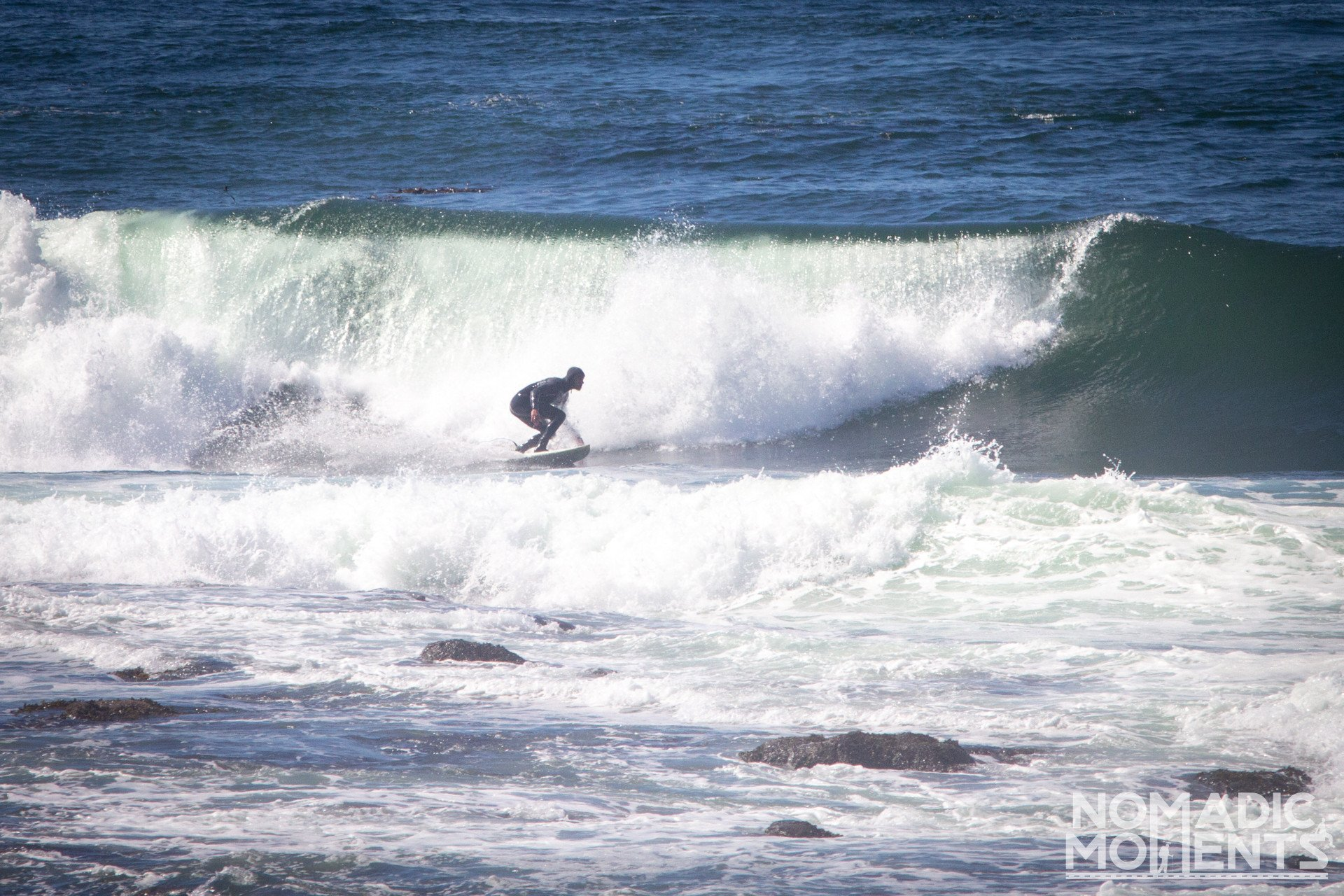 Surfer - Olympic National Park Guide