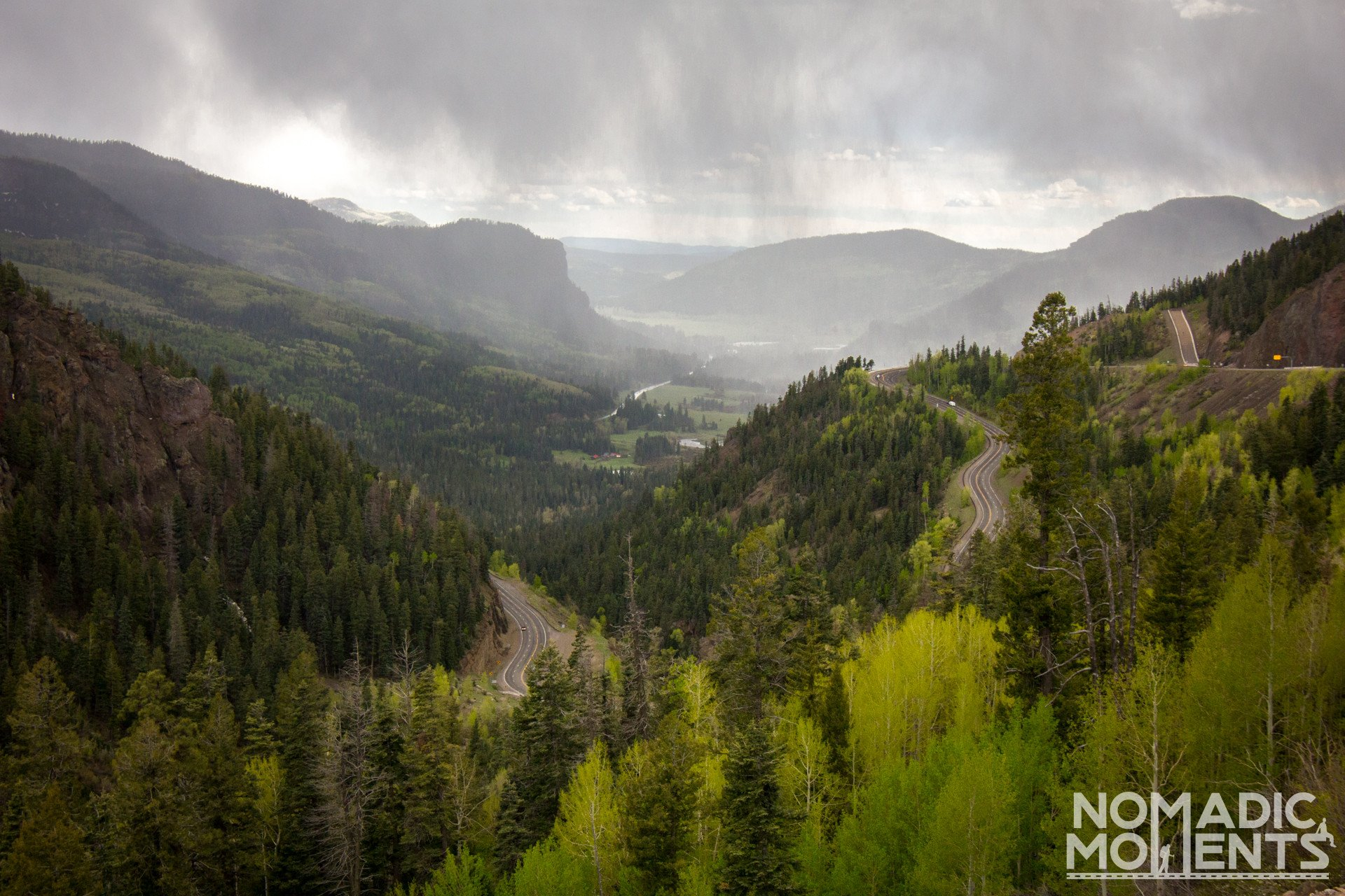 Wolf Creek Pass Road - Most Scenic Colorado Road Trip