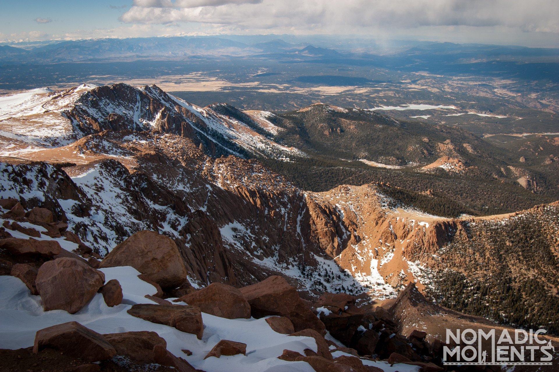 Pikes Peak View