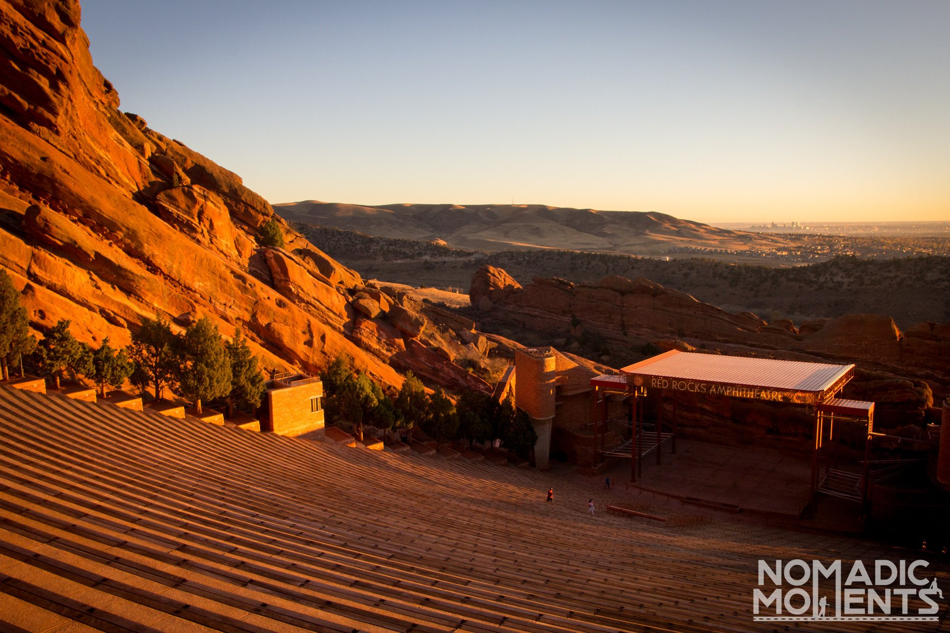 Red Rock Amphitheatre - Greatest Colorado Road Trip
