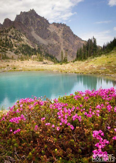 Royal Basin - Backpacking Olympic National Park