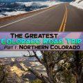 The Greatest Colorado Road Trip Cover