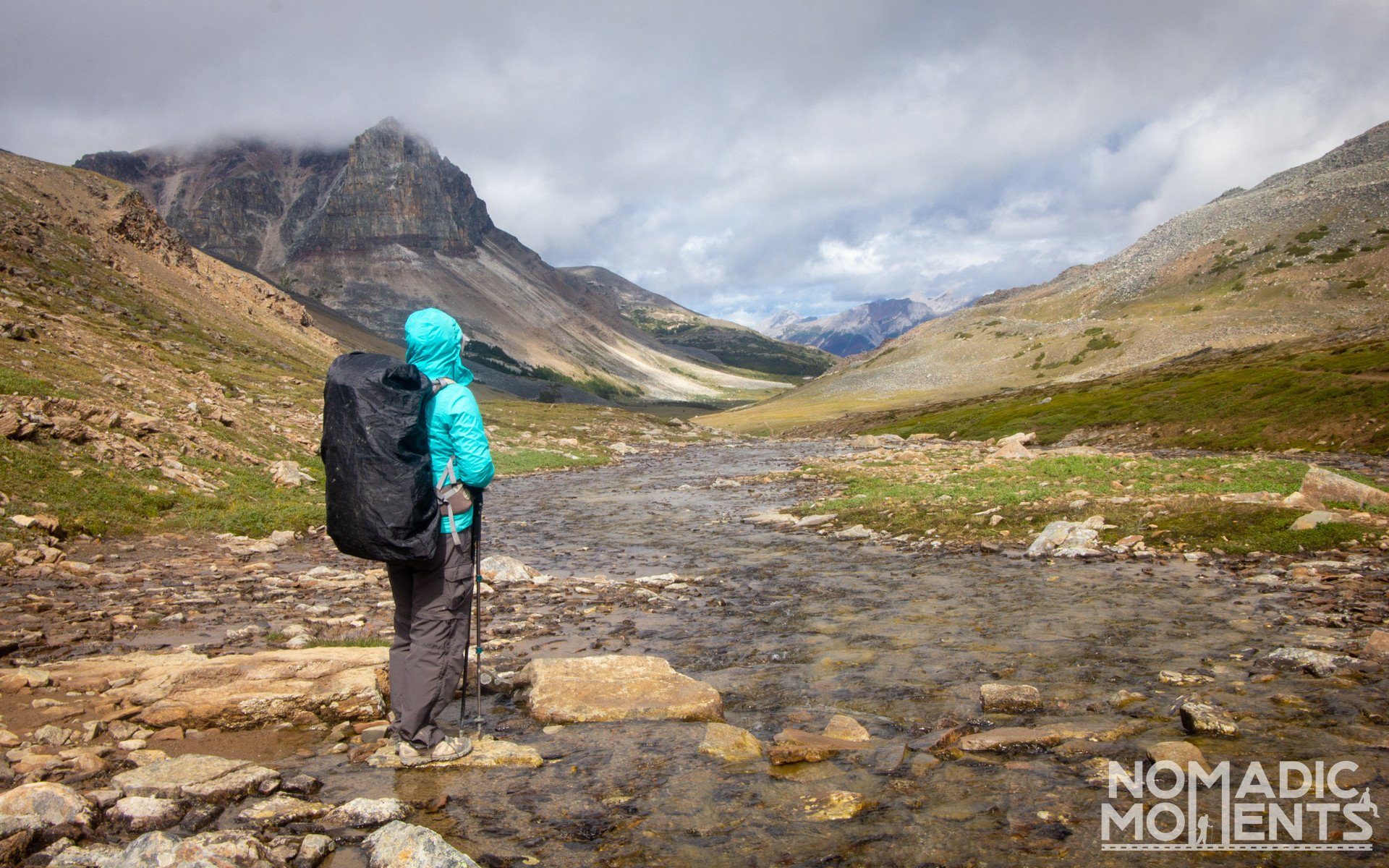 Backpacking the Skyline Trail in Tekarra Valley