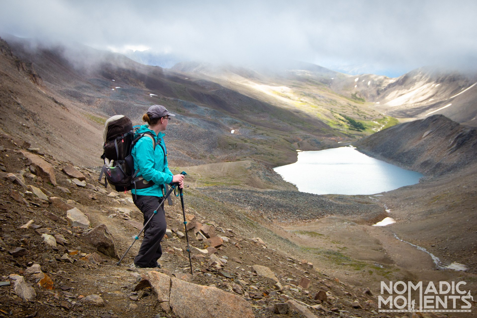 Backpacking the Skyline Trail
