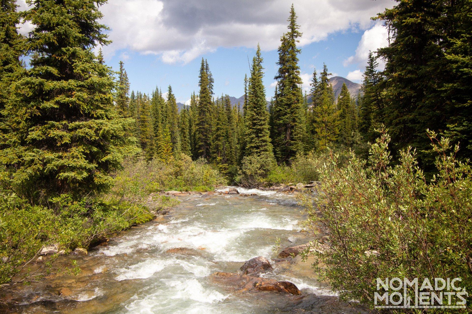 Evelyn Creek