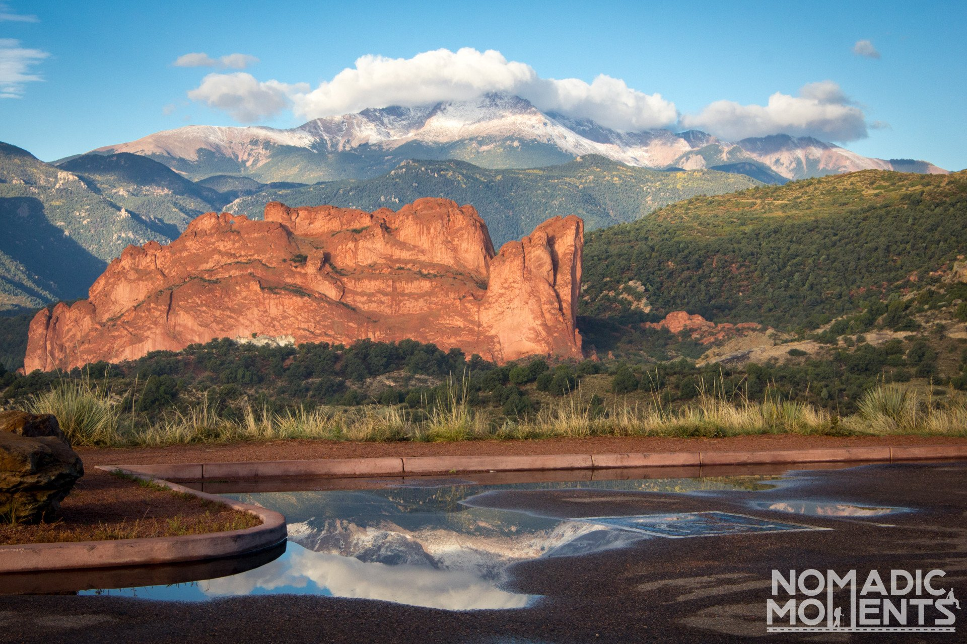 Pikes Peak and the Garden of the Gods - The Best of Colorado