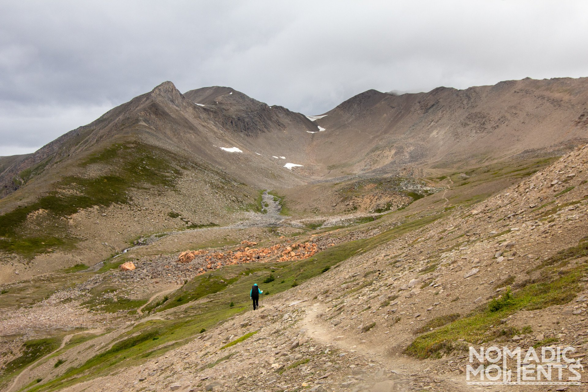 Hiking the Skyline Trail & The Notch