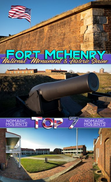 Visiting Fort McHenry Cover