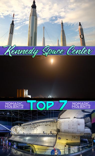 Best of the Kennedy Space Center Cover