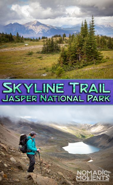 Skyline Trail Guide