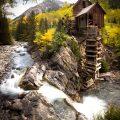 Crystal Mill Falls