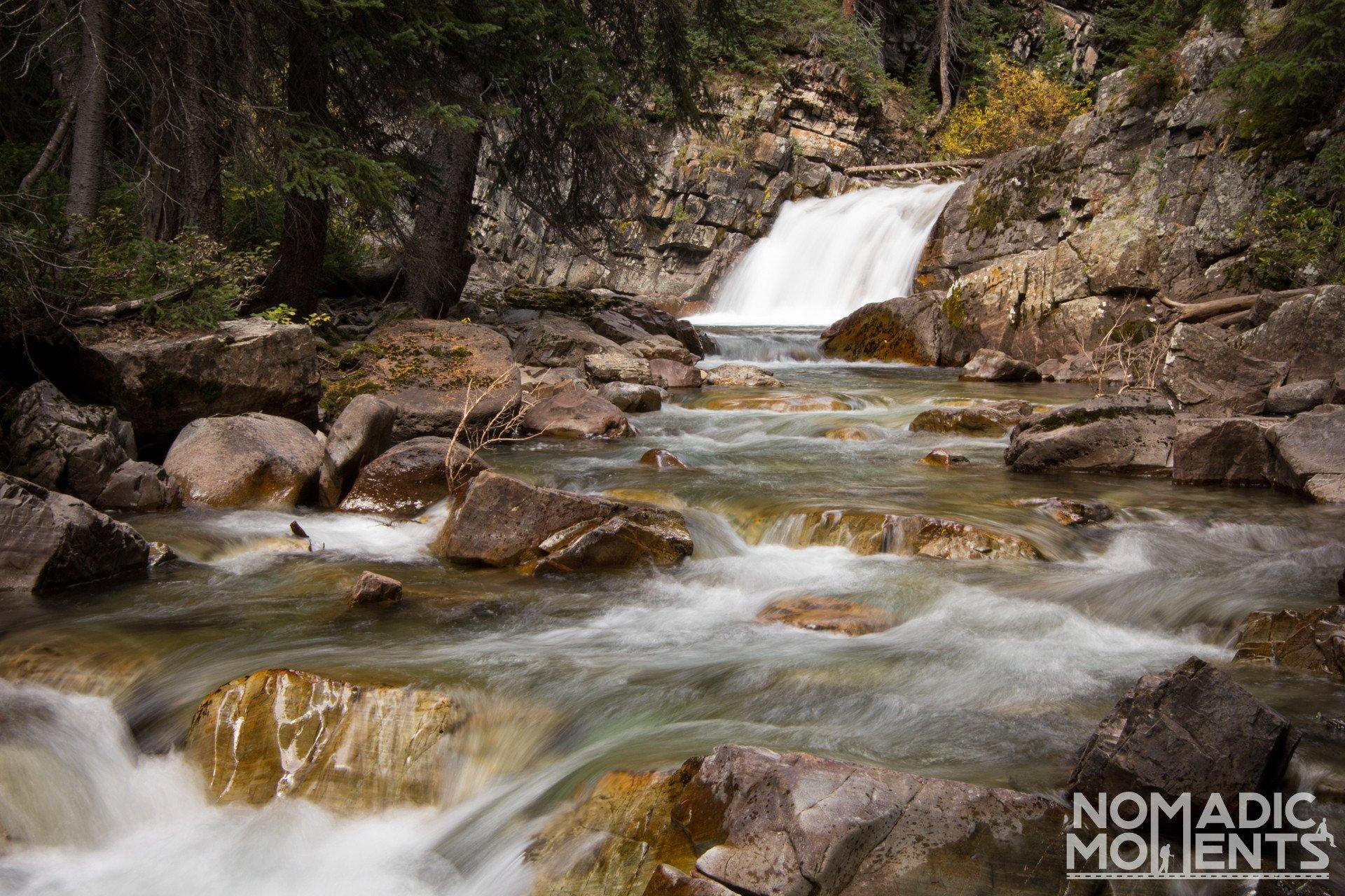 Crystal River in Lead King Basin