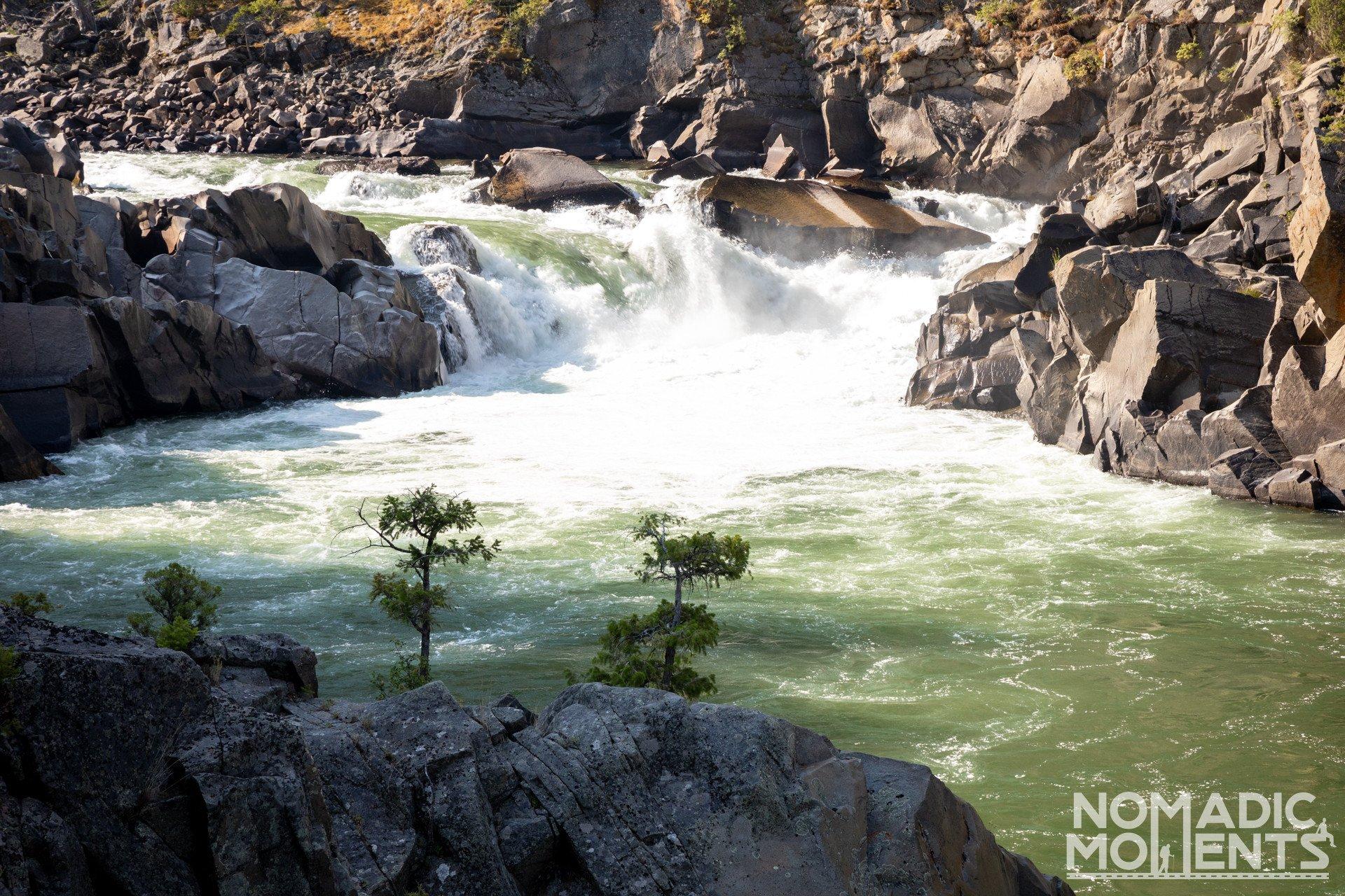 Knowels Falls