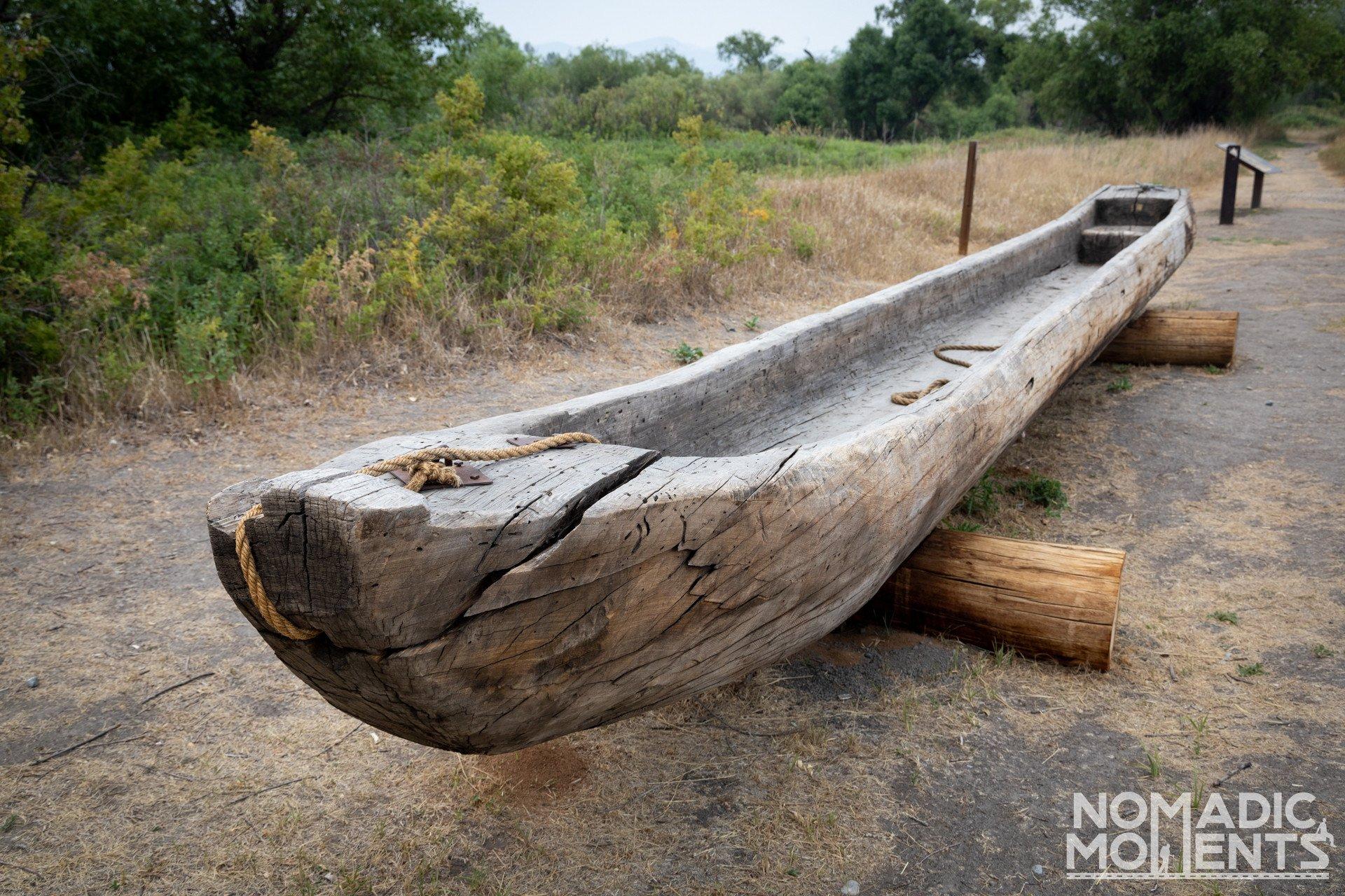 Missouri Canoe