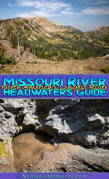 Real Headwaters of the Missouri River Cover