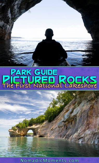 Guide to Pictured Rocks Park